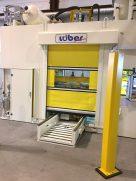 GERZ GmbH - integriertes Maschinenschutz Tor