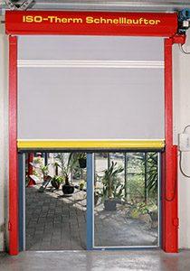 GERZ Gmbh - SO-Therm Schnelllauf-Rolltor
