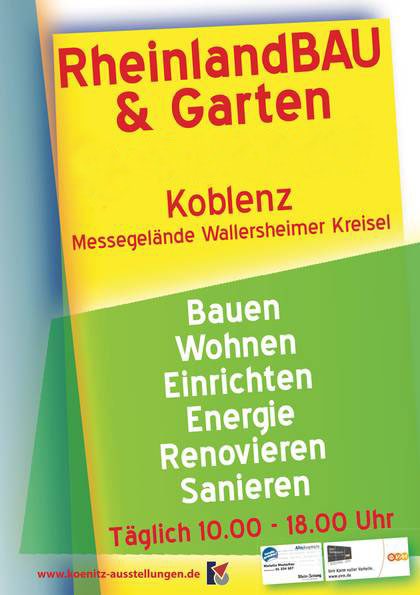 GERZ GmbH - RheinlandBAU & Garten 2018