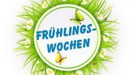 Frühlingswochen bei GERZ - 5% Rabatt auf allle Rollfenster bis 31.05.2020