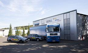 GERZ GmbH - Vertriebspartner europaweit